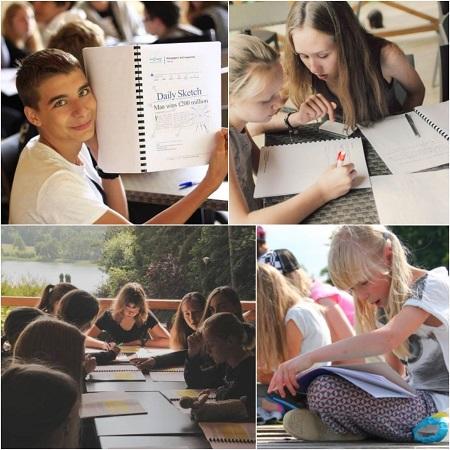 Letnie półkolonie językowe z angielski dla dzieci i młodzieży od 4 do 13 lat Warszawa