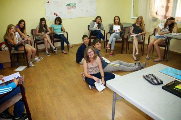 Weekendowy kurs języka angielskiego dla Dzieci preA1 z Native Speakerem