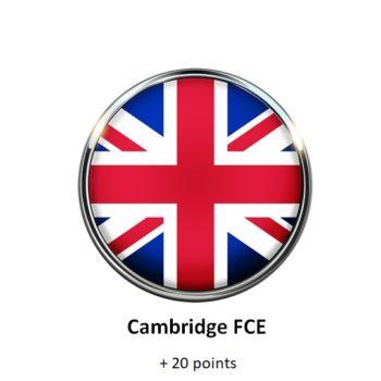 Kurs przygotowujący do egzaminu Cambridge FCE (B2 First) Online