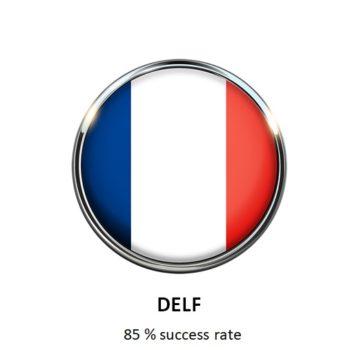 Kurs języka francuskiego przygotowujący do egzaminu DELF Online