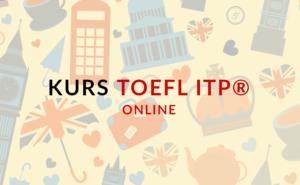 EGZAMIN TOEFL ITP WARSZAWA