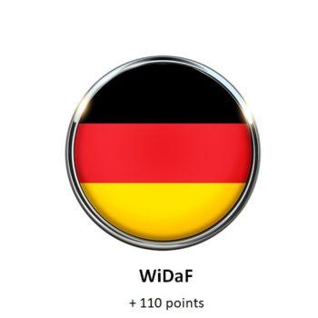 Kurs języka niemieckiego przygotowujący do egzaminu WiDaF Online
