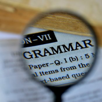Kurs grupowy angielskiego z non-native speakerem na poziomie B1/B2 – Grammar is easy