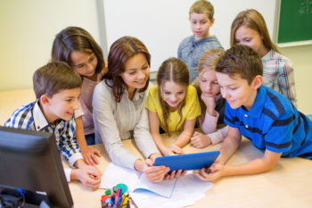 """Kursy języka angielskiego dla dzieci w wieku 5-6 lat - A1/A1+ """"Elementary"""" z Native Speakerem online"""