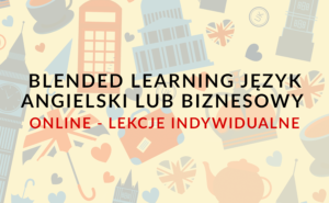 blended learning, język angielski ogólny i business english z native speakerem online + e-learning na Multkurs i Multisłówka
