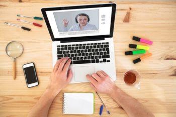 Nauka języka angielskiego online (Blended Learning) - Połączenie pakiet lekcji indywidualnych (wirtualna klasa) oraz dostępu do platformy online Multikurs bez ograniczeń
