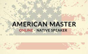 """Kurs języka angielskiego """"American Master """" z native speakerem - Zajęcia tematyczne (kurs wymowy)"""