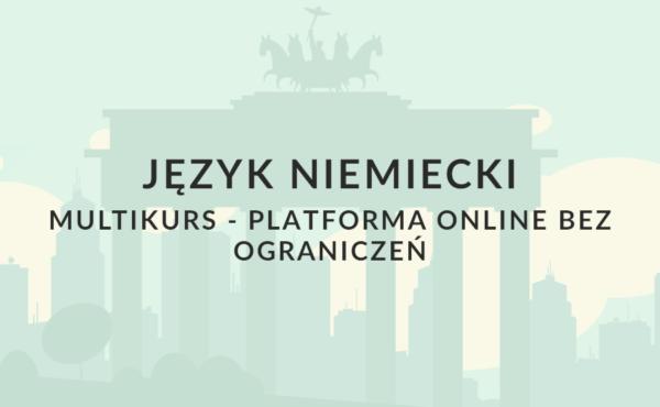 Nauka języka niemieckiego online