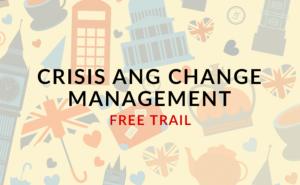 crisis ang change magament