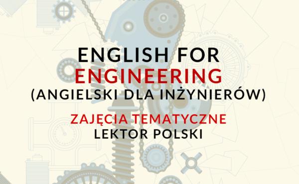 Angielski dla inżynierów