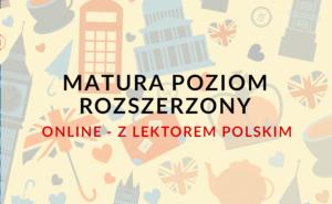 MATURA ROZSZERZONA WARSZAWA
