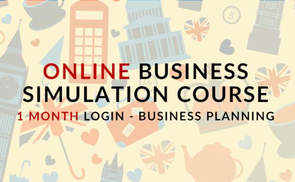 ONLINE BUSINESS SIMULATION COURSE