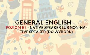Kurs języka angielskiego online na poziomie b2 z native speakerem lub lektorem polskim