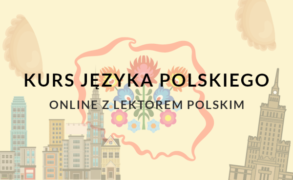 Learn polish with native speaker online